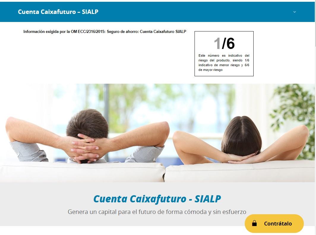 SIALP La Caixa
