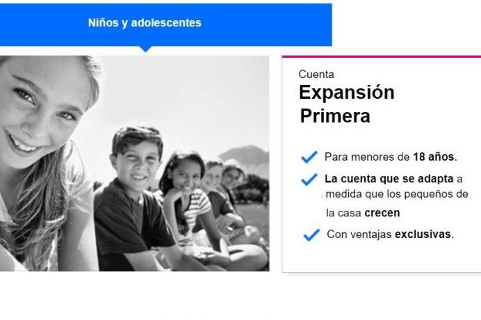 Cuenta Expansión Primera Sabadell