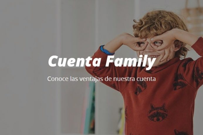 Cuenta Family Caixabank