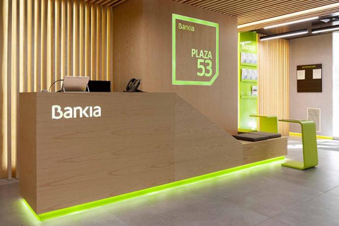 Bankia oficina calle Serrano