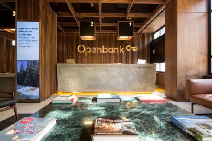 Openbank Oficina castellana Madrid