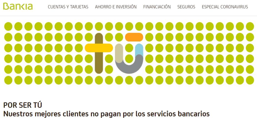 Programa Por Ser Tú de Bankia