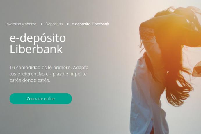 e-Depósito Liberbank