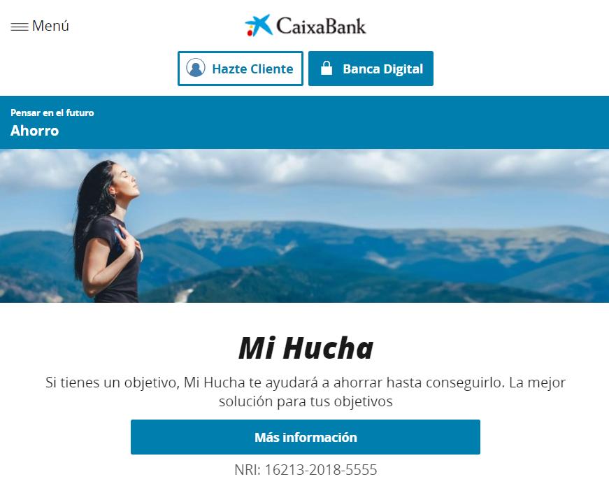 Mi Hucha Caixabank