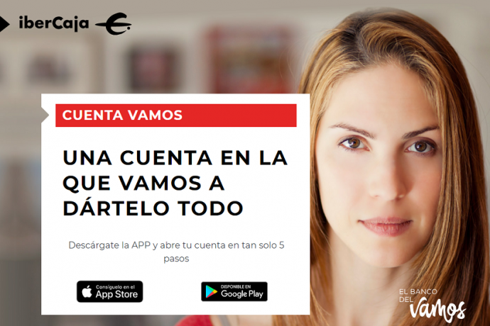 Ibercaja Directo Cuenta Vamos