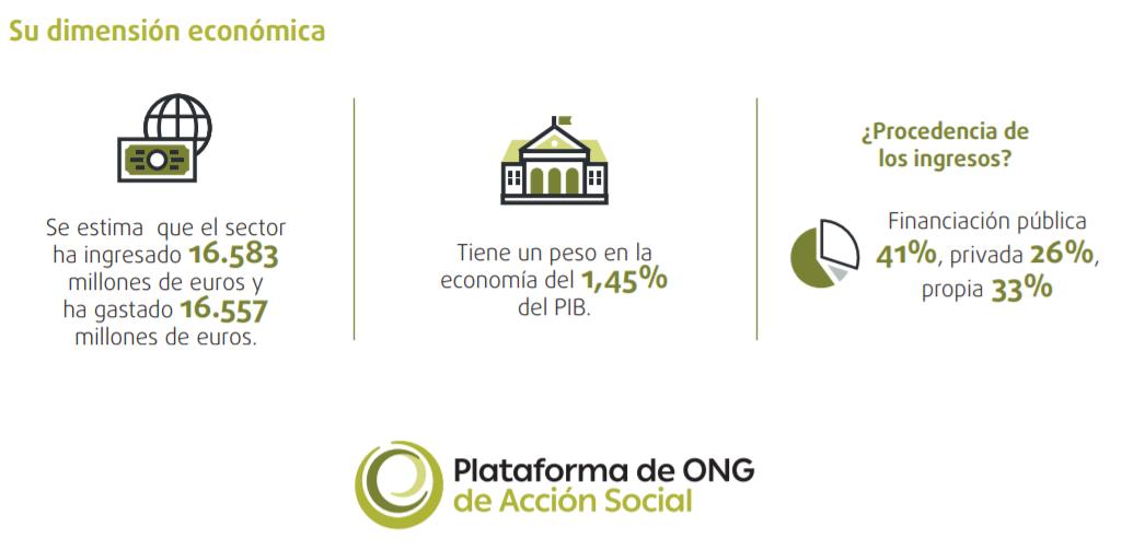PlataformaONG estudio acción social