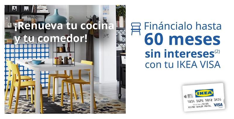 Ikea financiación