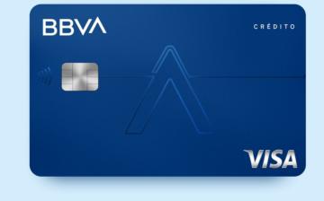 Tarjeta Aqua BBVA