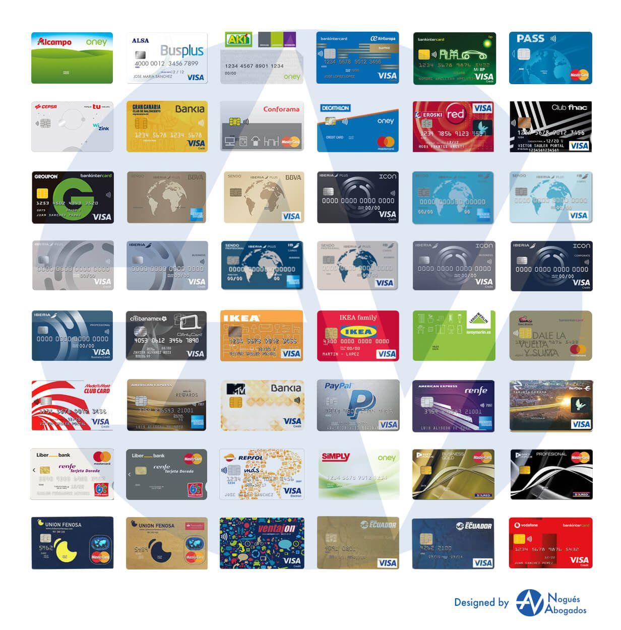 Cuáles son tarjetas revolving