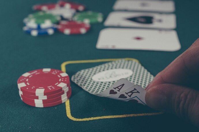 Juego casino poker