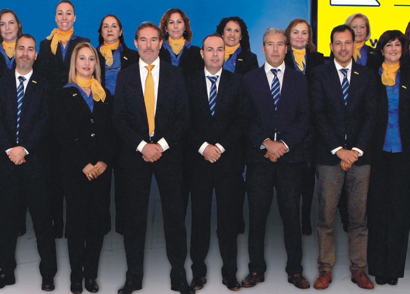 Equipo de profesionales de Inmobiliaria Sevilla 2000