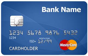 Tarjeta bancaria MasterCard